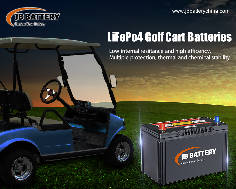 China LifePO4 Golfwagen Batteriepack Hersteller (19)